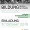 Fachtagung Bildung | Region | Netzwerk am 5. Oktober 2018 in St. Pölten